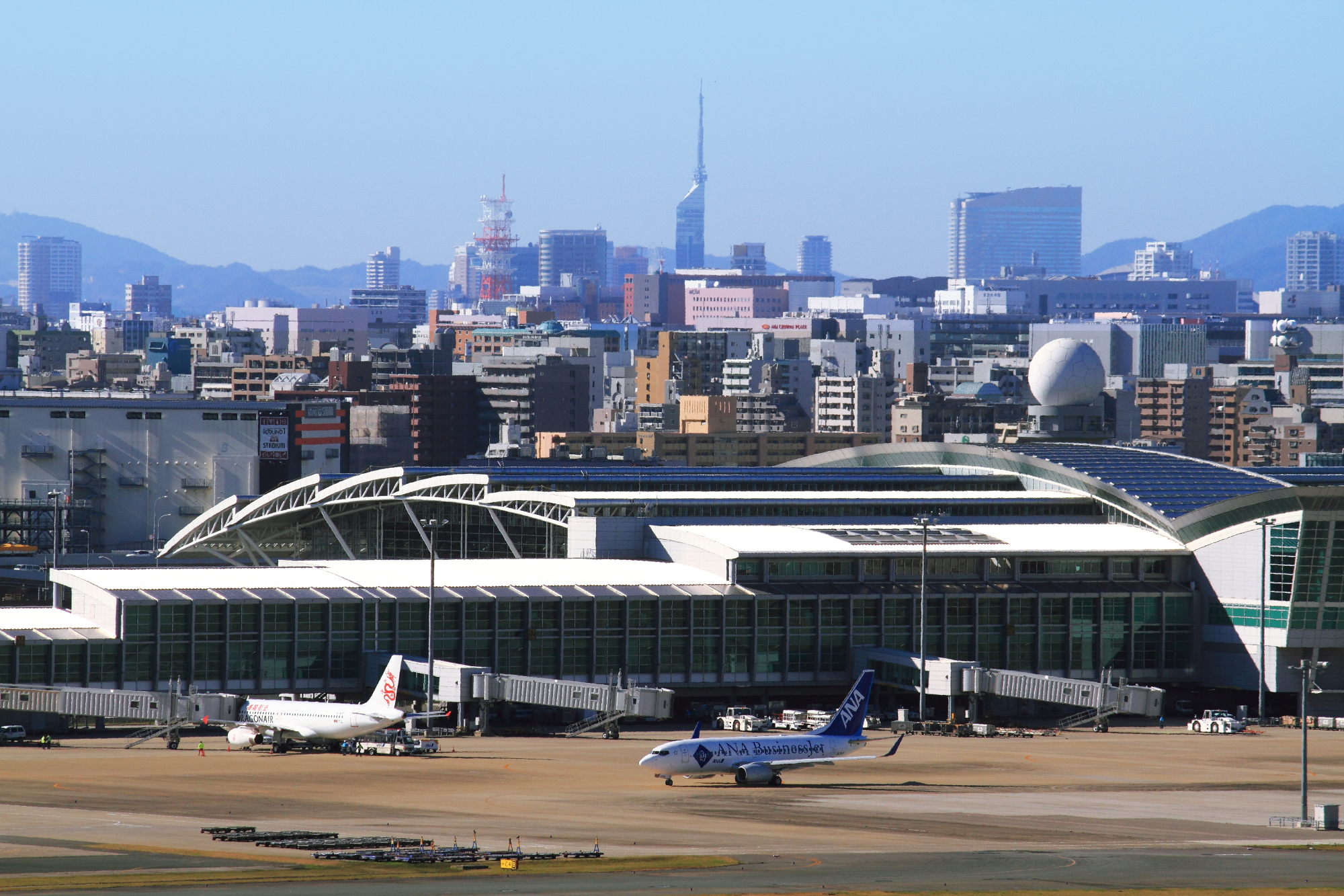 Outsourcing A Must At Fukuoka Airport Says Land Ministry